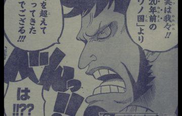 ワンピース920話のネタバレと画バレ