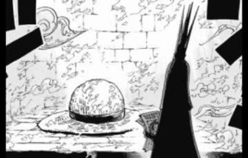 イム様と麦わら帽子