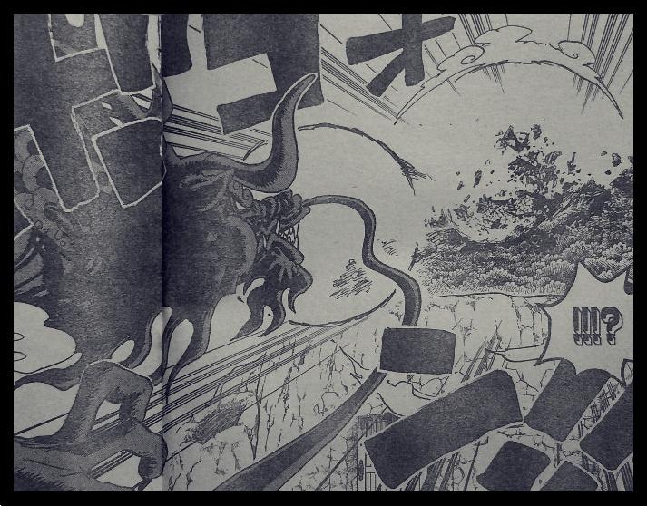 ワンピース923話のネタバレと画バレ