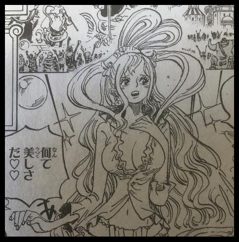 ワンピースのしらほし姫