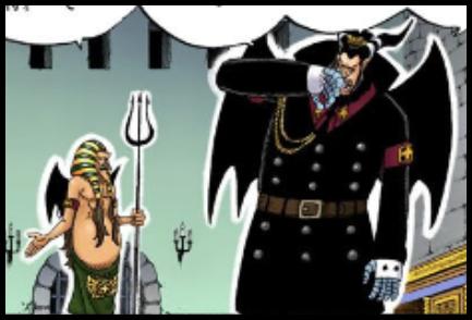 ワンピースのマゼランとキング
