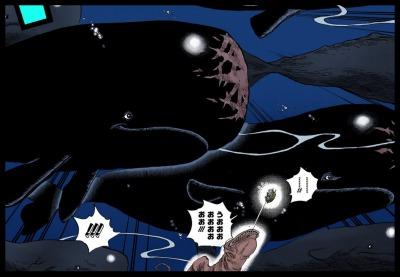 ワンピースのアイランドクジラ