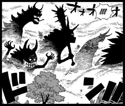 ワンピースの百獣海賊団「ナンバーズ」